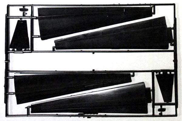 U-2C Spyplane - 1/48 - Hawk HL421  - BLIMPS COMÉRCIO ELETRÔNICO