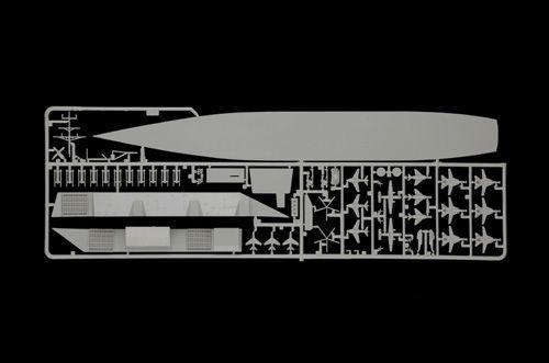 U.S.S. Saratoga CV-60 - 1/720 - Italeri 5520  - BLIMPS COMÉRCIO ELETRÔNICO