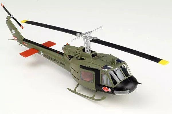 UH-1C Huey Helicopter - 1/48 - Easy Model 39316  - BLIMPS COMÉRCIO ELETRÔNICO