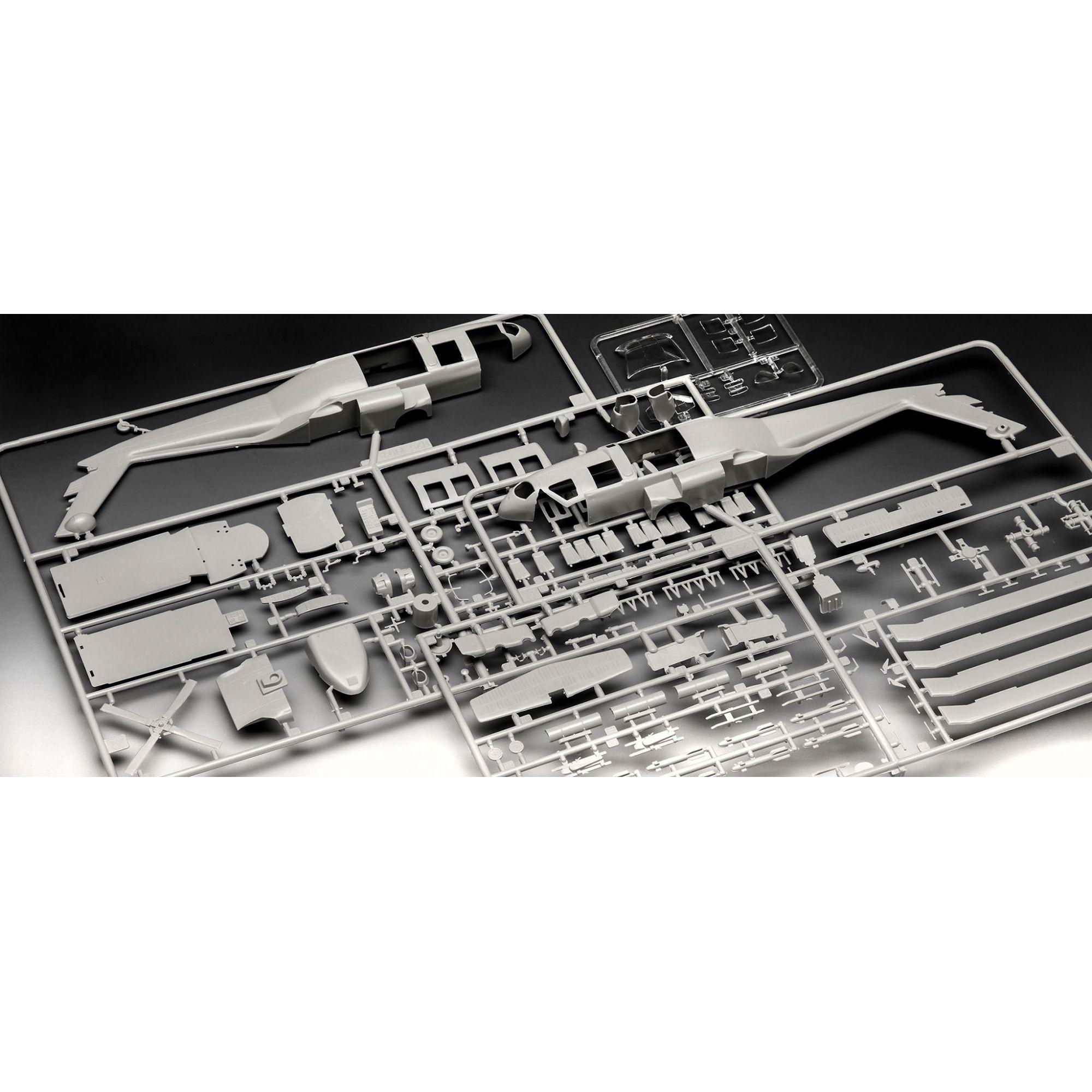 UH-60 - 1/72 - Revell 04976  - BLIMPS COMÉRCIO ELETRÔNICO