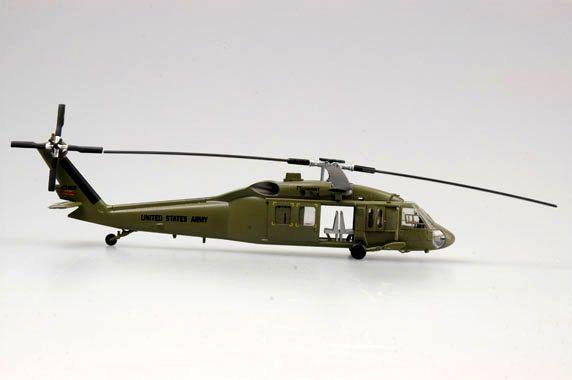 UH-60A Black Hawk - 1/72 - Easy Model 37016  - BLIMPS COMÉRCIO ELETRÔNICO
