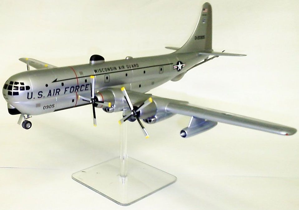 USAF KC-97L - 1/144 - Minicraft 14699  - BLIMPS COMÉRCIO ELETRÔNICO