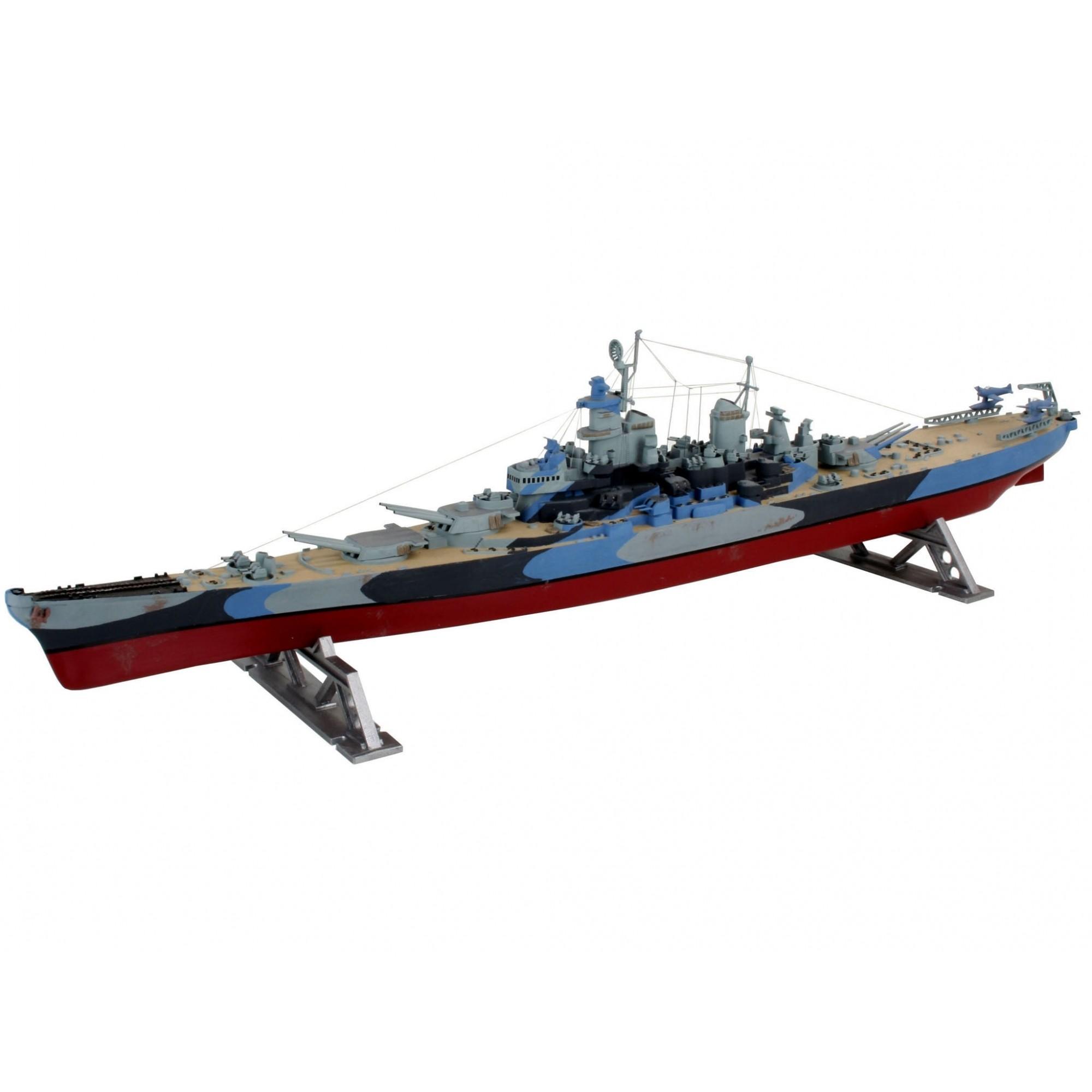USS Missouri - 1/535 - Revell 05092  - BLIMPS COMÉRCIO ELETRÔNICO