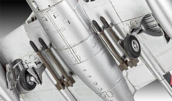 Vampire F Mk.3 - 1/72 - Revell 03934  - BLIMPS COMÉRCIO ELETRÔNICO