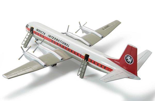 Vickers Vanguard - 1/144 - Airfix A03171  - BLIMPS COMÉRCIO ELETRÔNICO