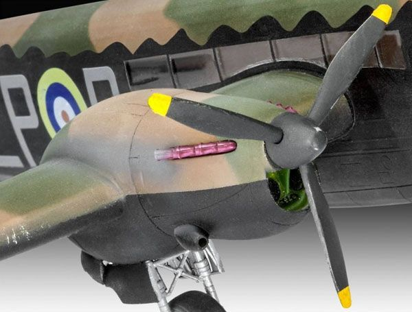 Vickers Wellington Mk.II - 1/72 - Revell 04903  - BLIMPS COMÉRCIO ELETRÔNICO