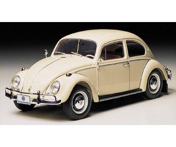 Volkswagen 1300 Beetle (Fusca) 1966 - 1/24 - Tamiya 24136  - BLIMPS COMÉRCIO ELETRÔNICO