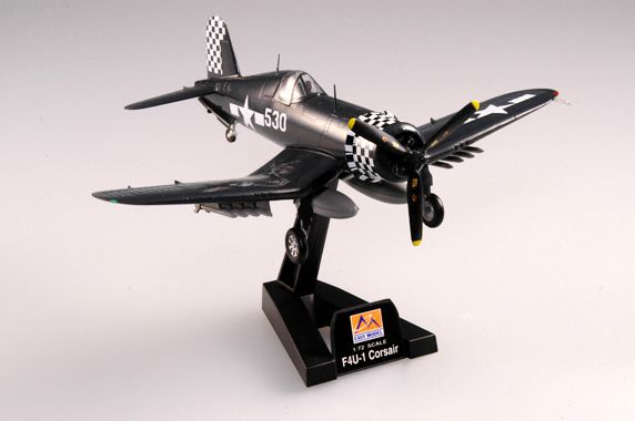 Vought F4U-1D Corsair - 1/72 - Easy Model 37233  - BLIMPS COMÉRCIO ELETRÔNICO