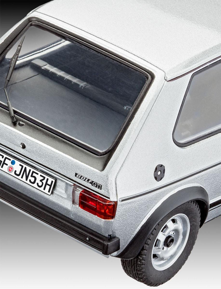 VW Golf 1 GTI - 1/24 - Revell 07072  - BLIMPS COMÉRCIO ELETRÔNICO