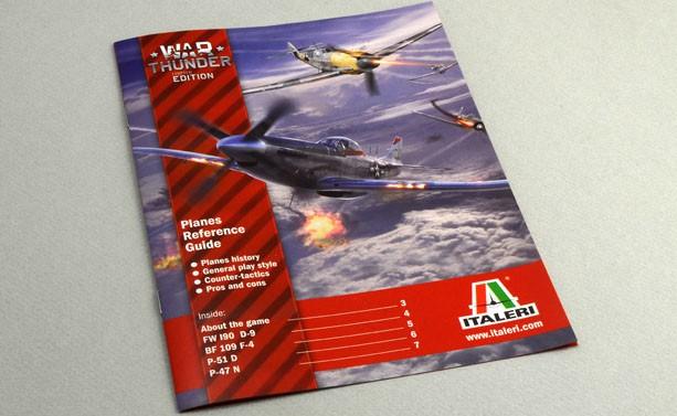 War Thunder - P-47N e P-51D - 1/72 - Italeri 35102  - BLIMPS COMÉRCIO ELETRÔNICO