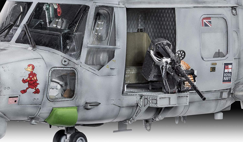 Westland Lynx Mk.8 - 1/32 - Revell 04981  - BLIMPS COMÉRCIO ELETRÔNICO