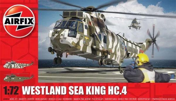 Westland Sea King HC.4 - 1/72 - Airfix A04056  - BLIMPS COMÉRCIO ELETRÔNICO