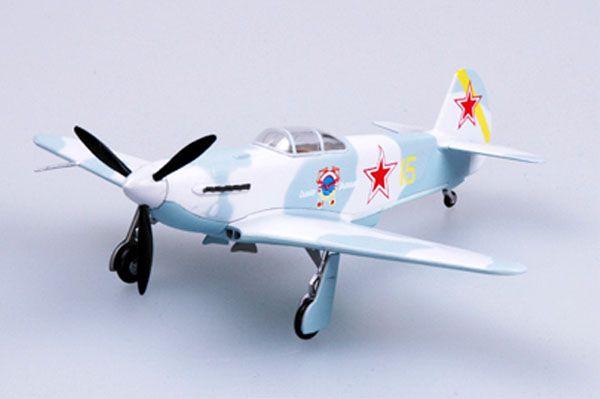 Yakovlev Yak-3 - 1/72 - Easy Model 37228  - BLIMPS COMÉRCIO ELETRÔNICO