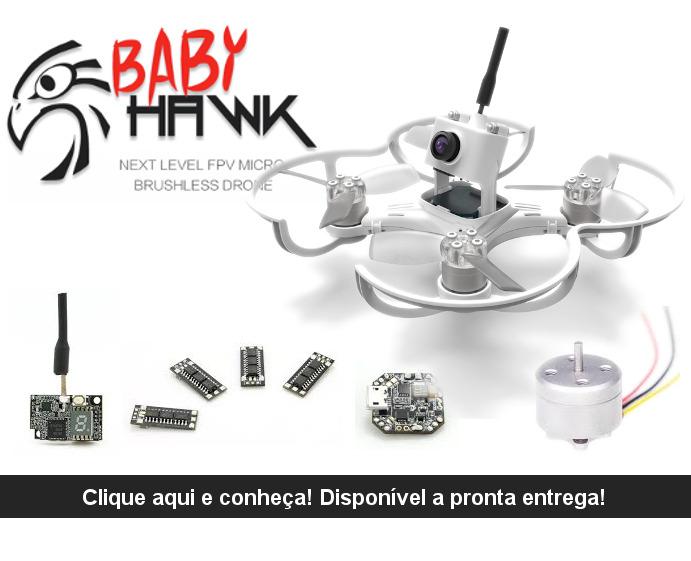 lançamento babyhawk