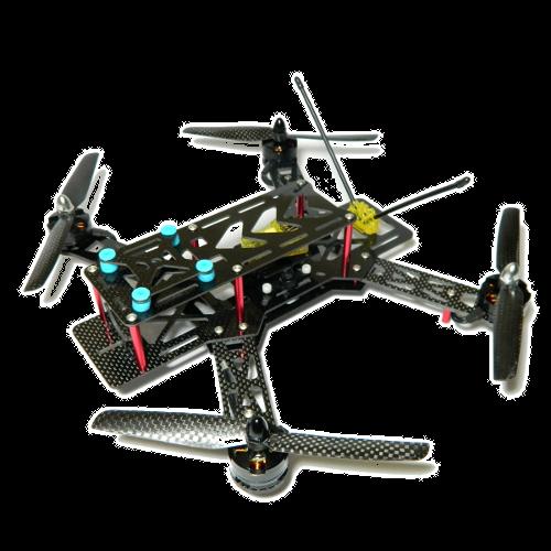Quadricóptero Nighthawk Race 250 EMAX