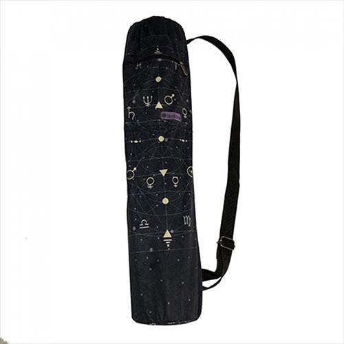 Bolsa Para Tapete de Yoga Porta Mat Astrologia