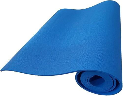 Tapete Esteira Mat Para Yoga Simplefix 1,70 X 0,60m 5mm