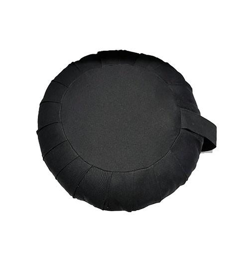 Zafu - Almofada Para Meditação Tradicional P  (30x15cm) Tecido Jaquard ou algodão