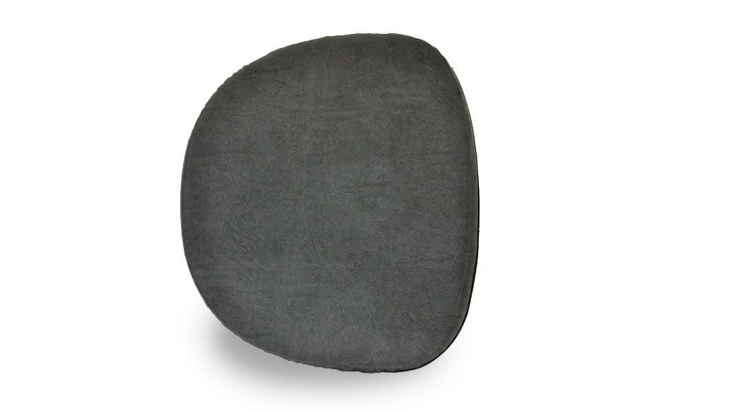 Zafu Nature - Almofada De Meditação Injetada Tecido Hidrorreplente  G 41x37x7cm