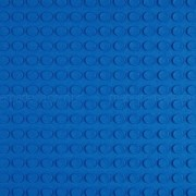 Piso Pastilhado Azul 50x50cm