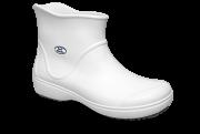Bota Antiderrapante Cano Curto BB85 Branco Soft Works