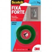 Fita Fixa Forte Vhb 24mmX2m 3m