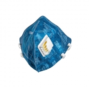 Máscara Respiratória 9822 Com Válvula Pff2 3m