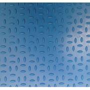 Piso Grão De Arroz Azul 50x50cm