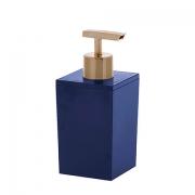 Porta Sabonete Líquido Quadratta Azul Marinho Paramount