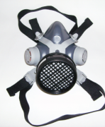 Respirador Semi Facial Mig11 Vo/Ga Com 1 Filtro Destra