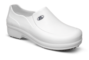 Sapato Antiderrapante BB65 Branco Soft Works