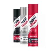 Tinta Spray Alta Temperatura 350ml Paint Color
