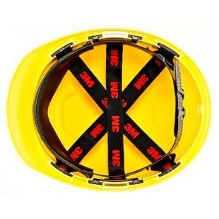 Capacete H700 C/ Jugular E Suspensão Simples 3m
