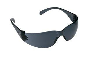 Óculos Virtua Antirrisco E Antiembaçante Cinza 3m