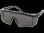 Óculos De Proteção Rj Cinza Ganiris - Borrachas Bem Te Vi