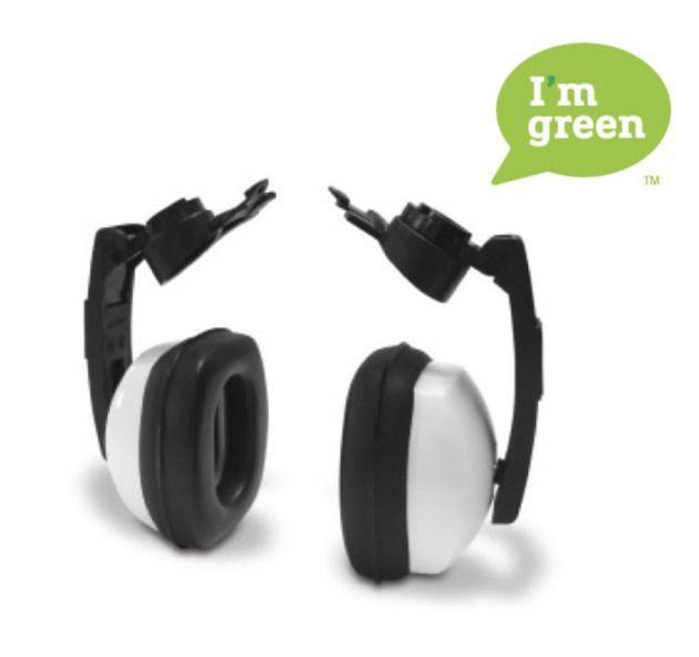 Abafador De Ruídos Mark-V Green Acoplável Msa