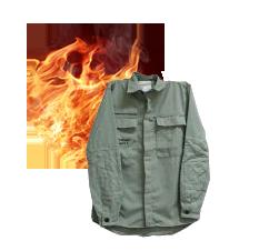 Camisa Antichama Protera Dupont