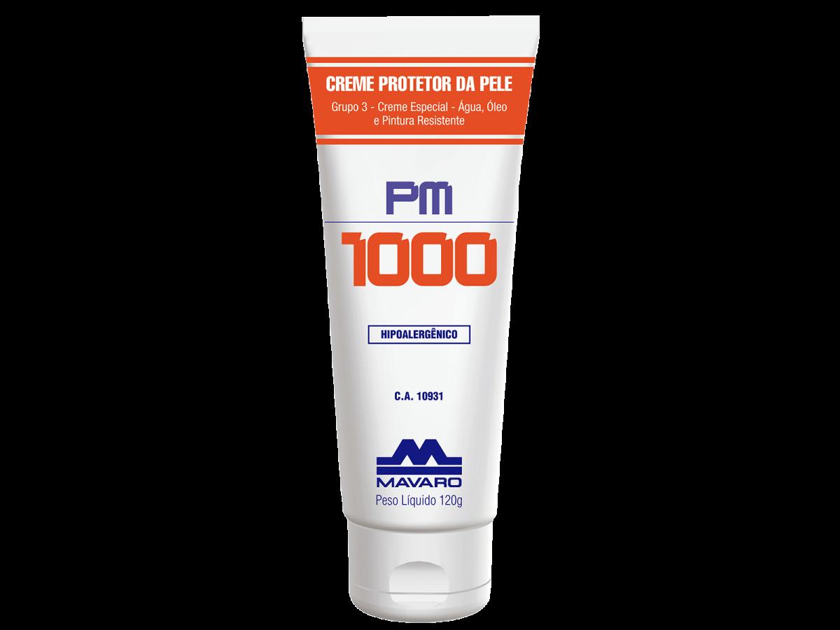 Creme Protetor Pm1000 120g Mavaro