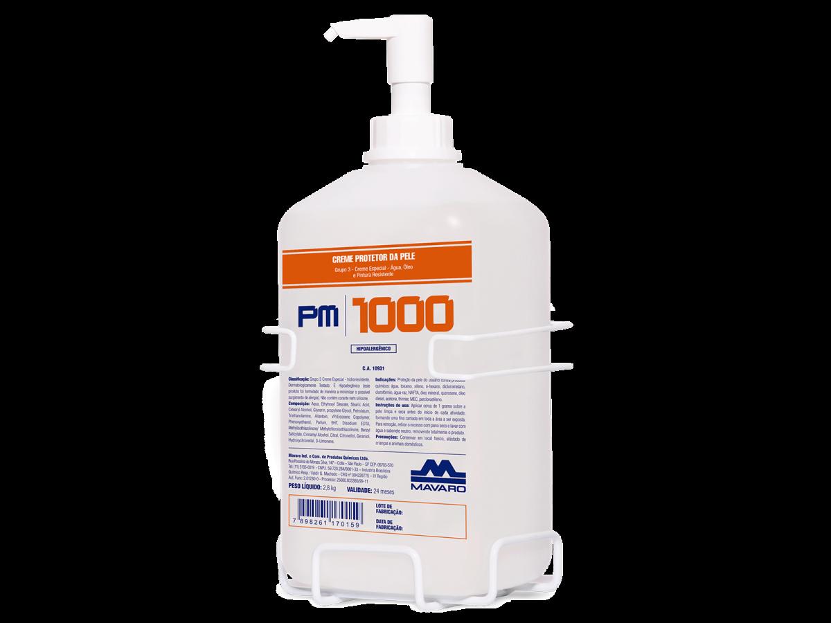 Creme Protetor Pm1000 2.8kg Mavaro
