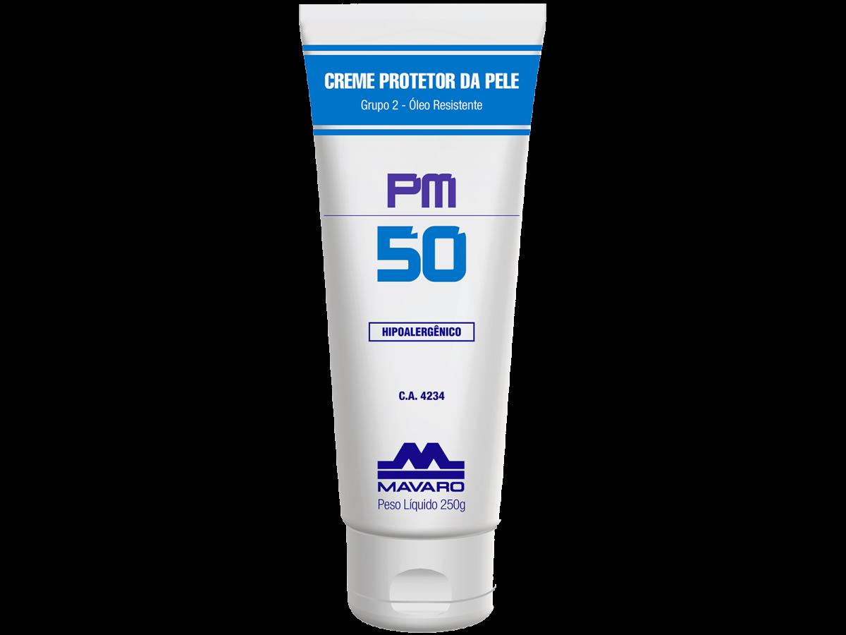 Creme Protetor Pm50 Bisnaga 250gr Mavaro