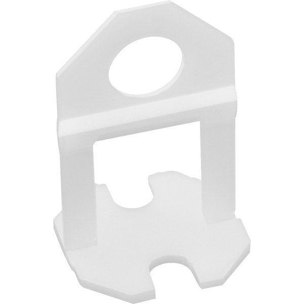 Espaçador E Nivelador Para Piso 1,5mm Pct. C/ 100 Peças Vonder