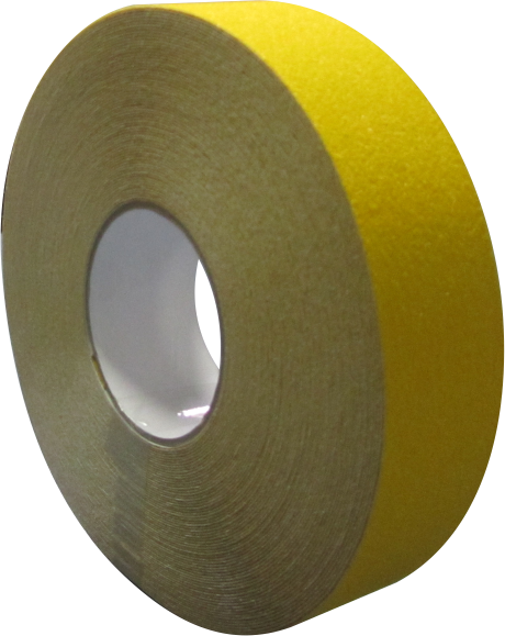 Fita Antiderrapante Amarela Furnapack
