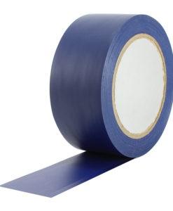 Fita Demarcação De Solo Azul 48x30