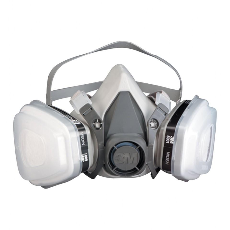 Kit Completo Máscara 6200 3m