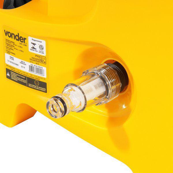 Lavadora De Alta Pressão 1300 Libras LAV 1200 Vonder