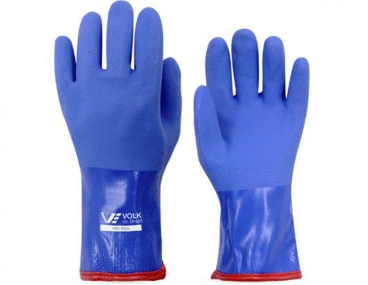 Luva Frio Azul Volk