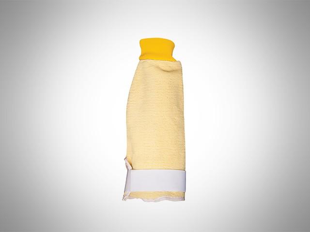 Mangote Kevlar 45cm C/ Velcro Hércules