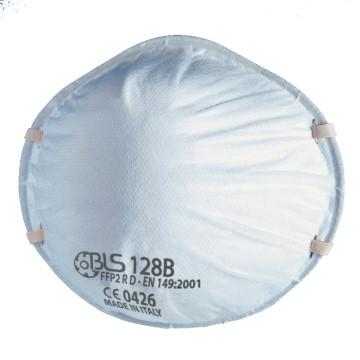Máscara Respiratória BLS128B Pff2 S/Válvula