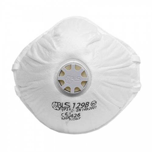 Máscara Respiratória BLS129B Pff2 C/Válvula