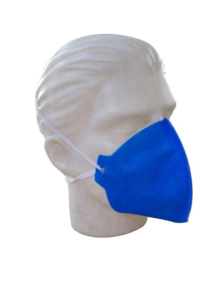 Máscara Respiratória Descartável S/ Válvula (Similar PFF2)